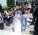 息子の結婚