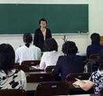 相生市で講演