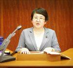 6月10日 尼崎市議会第6回定例会 すだ和 一般質問中