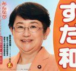 2017年6月 尼崎市議選挙 すだ和 当選のご報告