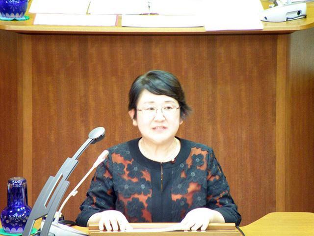 9月15日 第22回定例会 須田和の一般質問 動画