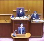 稲村和美市長から市民のみなさまへのメッセージを発信されました
